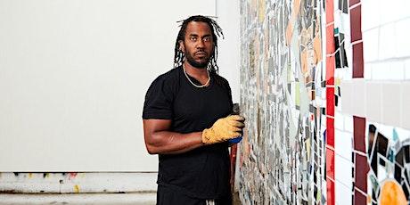 Exhibition Visit: Rashid Johnson. Waves. December tickets