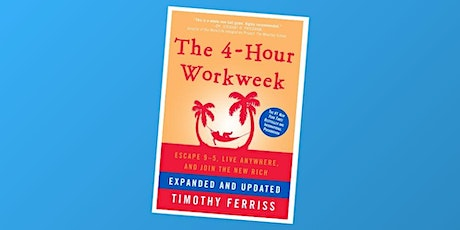 The 4-Hour Work Week tickets