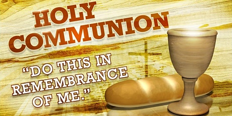 HVMC - Holy Communion Service Registration For October tickets