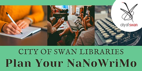 Plan Your NaNoWriMo Adventure (Midland) tickets