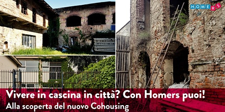 Vivere in Cascina - Alla scoperta del nuovo progetto di Cohousing biglietti