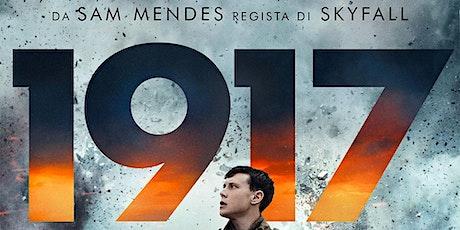 Proiezione 24/09 - 22.45 - 1917 - Arena Paradiso Noicattaro biglietti