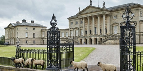 Timed entry to Kedleston Hall  garden and parkland (21 Sept - 27 Sept) tickets