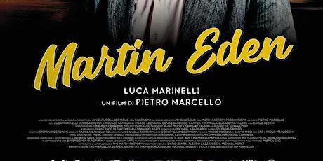 Proiezione 26/09 - 22.45 - MARTIN EDEN - Arena Paradiso Noicattaro tickets