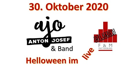 Anton Josef & Band im F&M Tickets