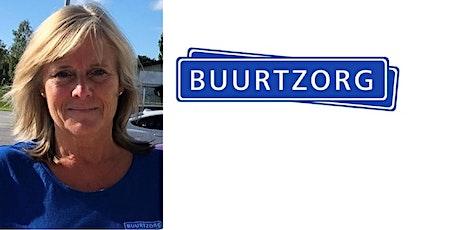 Nätverksträff med Mona Lindström från Buurtzorg tickets