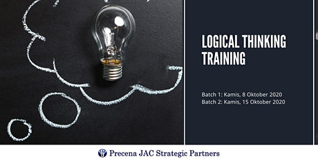 Logical Thinking Virtual Training tickets