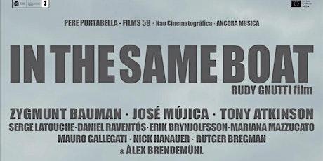 Proiezione 29/09 - 20:30 - IN THE SAME BOAT  - Arena Paradiso Noicattaro biglietti