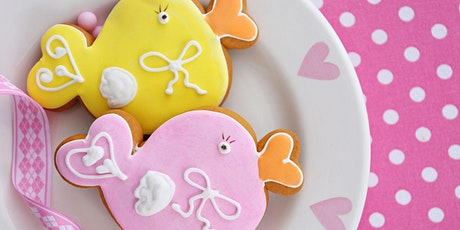 Special Occasion Cookies Workshop tickets