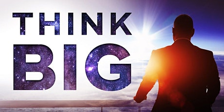 The Magic of Thinking Big tickets