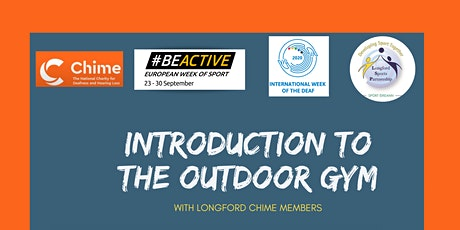Outdoor Gym Introduction tickets