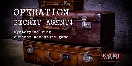 Operation Secret Agent! tickets