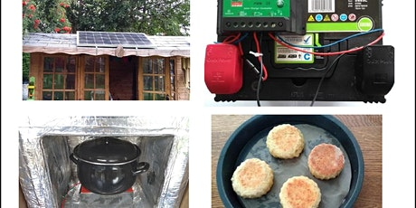 Build your own 12 V Slow Cooker and cook for free using Solar Energy tickets