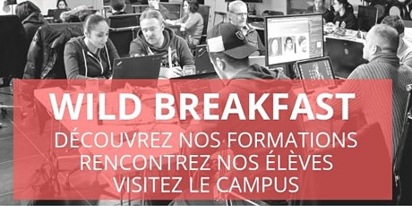 Wild Breakfast de la Wild Code School - EN VISIO billets