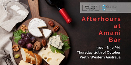 Perth, Business Women: Afterhours at Amani Bar tickets