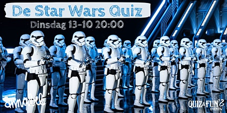 De Star Wars Quiz vol.1 | Rotterdam tickets