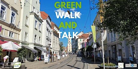green walk and talk No. 2 Tickets