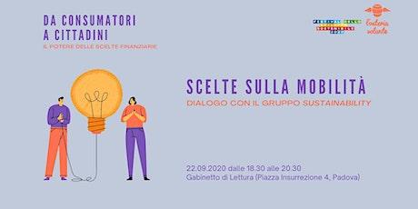 Da consumatori a Cittadini | Scelte sulla mobilità biglietti