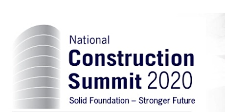 6th Annual National Construction Summit tickets