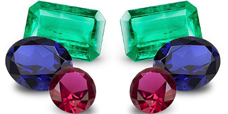 An Intro to Gemstones with Jason Middleton via Zoom tickets
