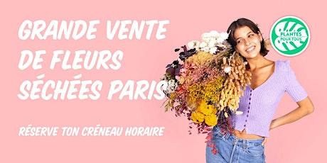 Grande Vente de Fleurs Séchées - Paris 11 ème billets