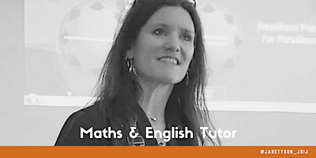 Tutor for Maths and English tickets