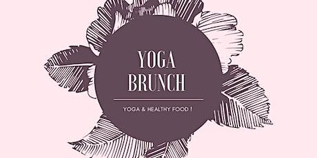 Atelier Yoga Brunch Octobre billets