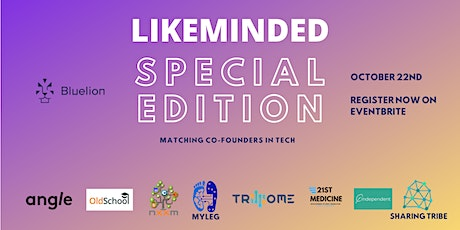 LikeMinded Special Edition tickets