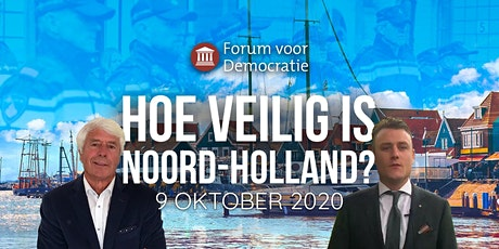 Hoe veilig is Noord-Holland? tickets