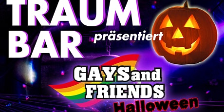 TraumBar präsentiert: Gays and Friends - Halloween Special Tickets