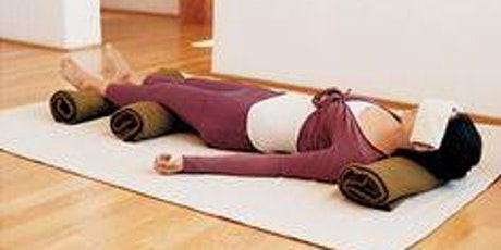 Relax with restorative yoga and sleep better - 4 week course tickets