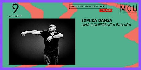 Explica Dansa - MOU+Biblioteca billets