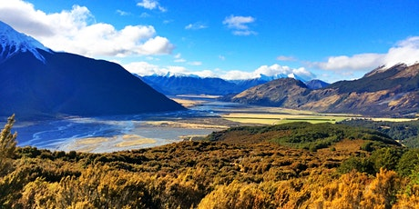 Bealey Spur, Day Hike, Arthur's Pass National Park, Canterbury tickets