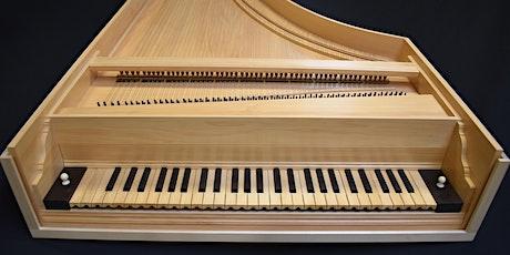 Guy Penson - Cristofori 1720 Pianoforte tickets