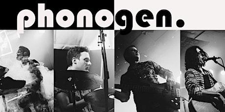 Phonogen | Austro-Rock tickets