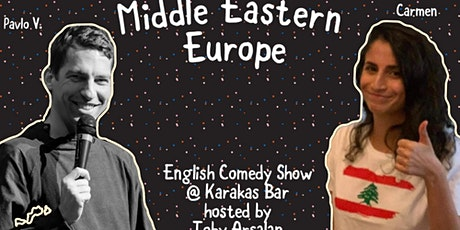 Middle East/ern Europe _ StandUp Comedy Show in English tickets