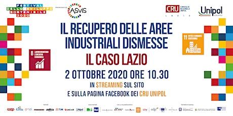 Il recupero delle aree industriali dismesse. Il caso Lazio biglietti