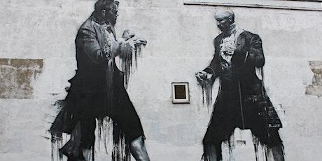 Street Art Walk Dulwich inc recent murals by Mad C & Remi Rough tickets