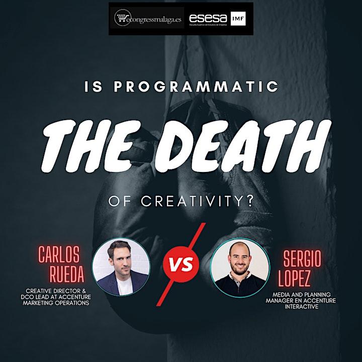 Imagen de TALLER ESESA IMF: Is programmatic the death of creativity?