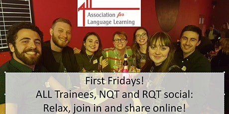 ALL Trainees, NQT and RQT social: Relax, join in and share! tickets