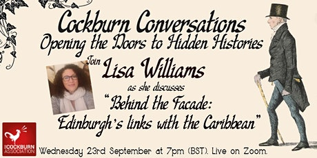 Cockburn Conversations: Opening the Doors to Hidden Histories tickets