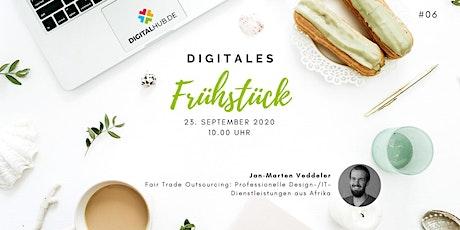Digitales Frühstück #06 Tickets