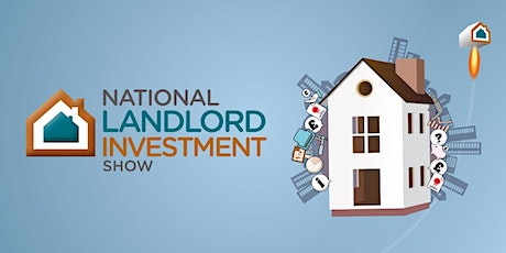 Online (Midlands and The North) National Landlord Investment Show tickets