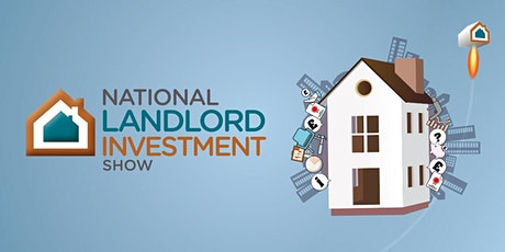 Online (London and the South) - National Landlord Investment Show tickets