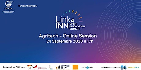Link4Inn: AgriTech - Online Session tickets