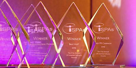 ISPA Awards 2020 Online Ceremony tickets