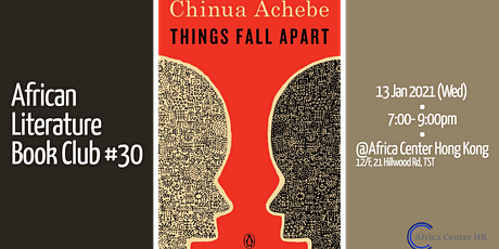 African Literature Book Club #30 | Things Fall Apart tickets