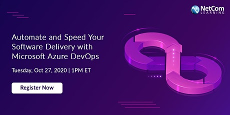 Webinar - Automate your Software Delivery with Microsoft Azure DevOps tickets