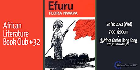 African Literature Book Club #32   Efuru tickets