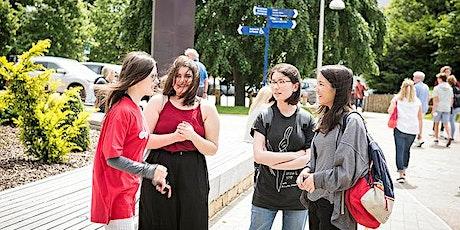 BSc International Management & Modern Languages  Campus Tour September 2020 tickets